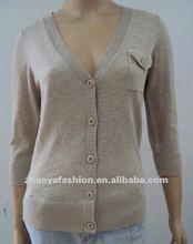 Lady cardigan sweater