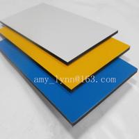 Multicolor Solid Color Aluminum Composite Panel ACP