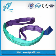 Trade Assurance rainbow webbing wire rope swage fitting