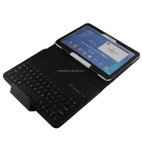 Hot Selling 2 in 1 Removable Bluetooth Keyboard Case for samsung galaxy tab 4 10.1 T530 tablet holster