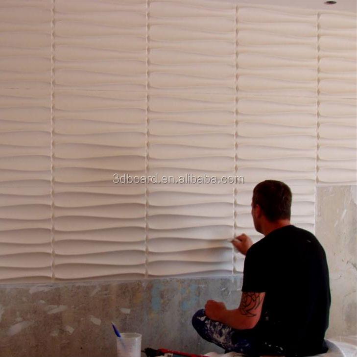 Interior Decorative 3d Effect Wall Panel