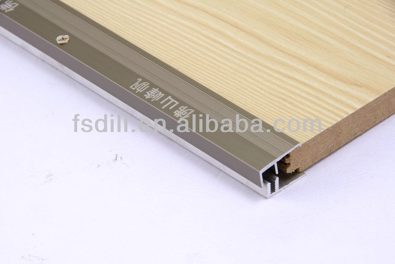 Flat Aluminum Floor Trim Buy New Design Aluminum Tile