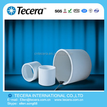high quality wear resistant composite ceramic tube
