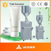 Semi-automatic mayonnaise bottle filling machine , piston dosing mayonnaise filling machine,mayonnaise filling machine