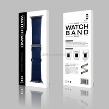 Leather band for apple watch adapter accessory for iwatch strap bands