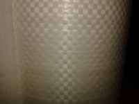 mirror backing security protection woven safety film