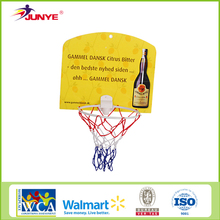 Sports kids mini plastic basketball hoop