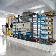 PLC automatic Reverse Osmosis System / Industrial pure water system