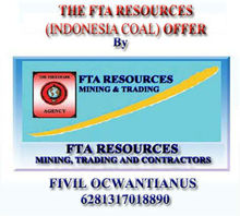 THE FTA RESOURCES (INDONESIA COAL) OFFER