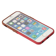 Pu Leather Back Cover Case For Iphone6
