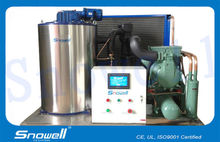 CE Approved Quality New Type 4 Tons Per Day Frozen Fish and Seafood Commecial Slice Ice Machine