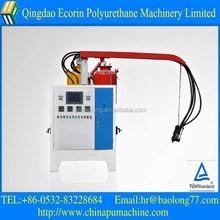 pu foam machine for high pressure PLC controlled/high pressure pu machinery