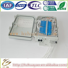 Good Waterproof Fiber optic distribution box & hdpe pipe for fiber optic cable modem cutting tool box