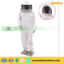 Hot vendas apicultura roupas de proteção roupas / abelha / abelha terno