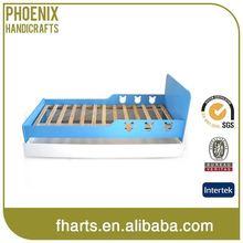 Gros Custom Made Description d'un lit en bois
