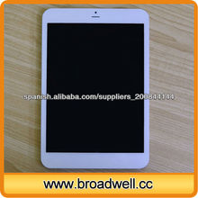 2013 nuevo diseño diseño Shell MTK8389 Quad Core 7.85inch IPS Screen Tablet PC GPS Bluetooth Tarjeta del sim 3g tablet android