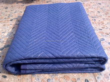 multi-purpose 1.8 x 2m Protective felt moving pads for protect valuable goods manufacturer