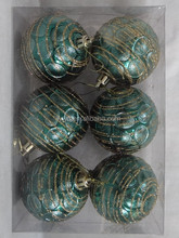 promotional christmas nativity set in accerate box traditional christmas bauble set