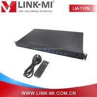 Best Quality 1080p USB+RCA+Audio+VGA+HDMI Inputs Video Wall Controller 3x3