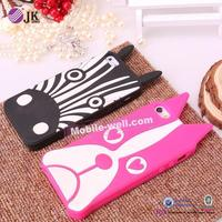 CE&RoHs mobile phone silicon case for iphone 5s