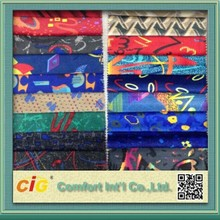 splash design screen printing auto fabric/abstract design bus fabric/car seat cover fabric