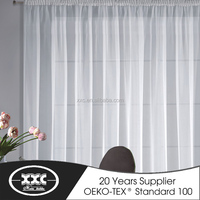 Polyester Sheer popular window thread curtains