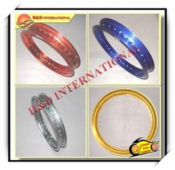 Factory direct selling wholesale Chinese motorcycle rim for various models motorcycle rim