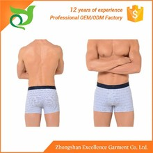 2015 New arrival factory direct sell 100% polyester long boxers