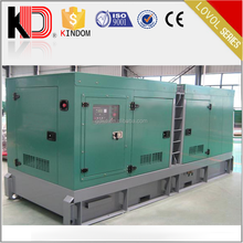 Powered by LOVOL Engine 100% Copper Brushless Alternator 80kw 100kva Super Silent Generator with ATS