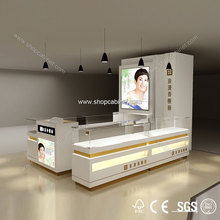 Cosmetic Case Makeup Display retail Cosmetic stand