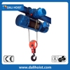 0.5/5 Ton Electric Wire Rope Pulley Hoist With 440V Wire Hoist Crane