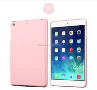 China manufacturer transparent colorful case for iPad mini 1 2
