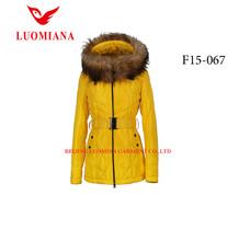 Winter hot sale ladies maxi coats