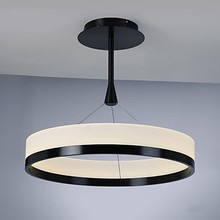 0523-01 New Style LED Ceiling Light Acrylic Lamps Ring Pendant Lamp