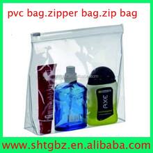 various colored pvc transparent cosmetic bag