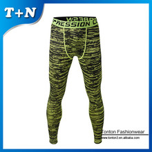 high quality custom cycling pants compression tights sportswear for man
