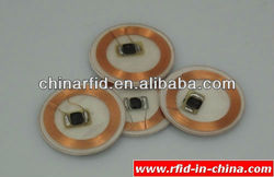 Alibaba Top RFID Care Labels, 13.56MHz nfc RFID Labels for Jewelry Management