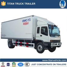 Caixa refrigerada caminhão usado refrigerado vans reefer caminhões