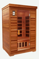 Low EMF Carbon Home Beauty far infrared sauna capsule for Hotel(CE/RoHS)