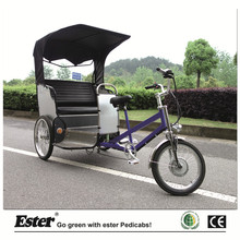 500W 48V Electric Bicycle Rickshaw