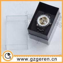 Popular stainless steel boys mens wrist watch mechanism 00183z