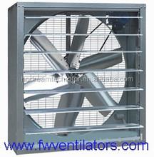 drop hammer type exhaust fan / negative pressure suction blower fan