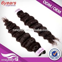 Most Popular human remy hair weft,2015 Long Lasting Soft Remy Human Hair - Discount