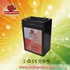 6v 4.5ah Rechargeable battery lead acid battery 6v for light/UPS system/Medical Equipments