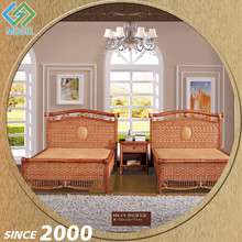 Mogel Wholesale Wicker Old Style Furniture Bedroom Sets With Prices
