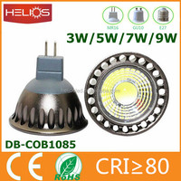 manufacture supply china new style led mr16 12v cob spotlight series