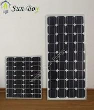 5W to 100W 12V Solar Panel
