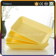 Disposable hot sale customized foam trays
