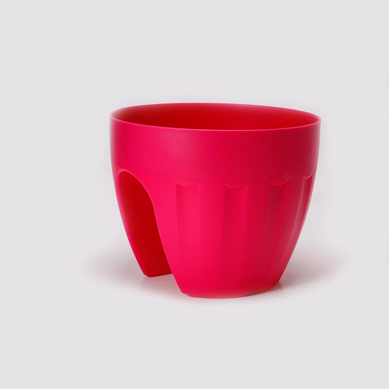 2014 venda quente potes de plástico para plantas