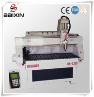 aluminium plastic sheet cnc router engraver and cutter